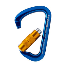 Load image into Gallery viewer, ESSENCE AUTO LOCK  ALUMINUM CARABINER