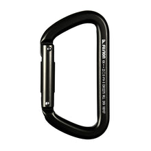 Load image into Gallery viewer, TAZO III STRAIGHT GATE ALUMINUM CARABINER