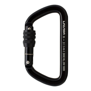 TAZO III SCREW GATE ALUMINUM CARABINER