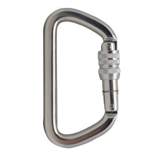 Load image into Gallery viewer, TAZO III SCREW GATE ALUMINUM CARABINER