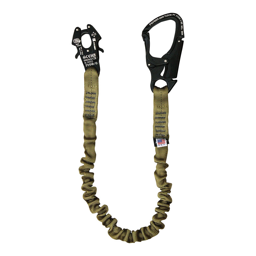 PERSONAL RETENTION LANYARD W/KONG FROG QUICK DISCONNECT