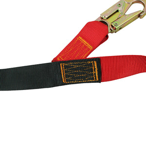 Y LEG LANYARD FOR HALF BODY HARNESS
