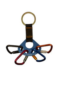 ZIPLINE PULLEY ANCHOR SYSTEM FOR SUPER RIPPER