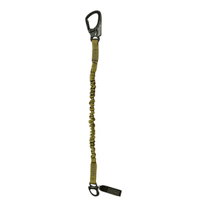 PERSONAL RETENTION LANYARD W/SNAP HOOK & SHACKLE
