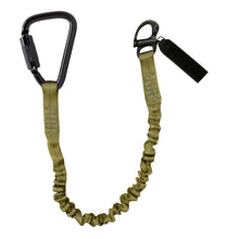 Load image into Gallery viewer, PERSONAL RETENTION LANYARD W/SHACKLE CARABINER COMBO