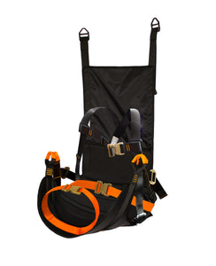 ROAR ZIP LINE RIDER HARNESS W/ HEAD SUPPORT