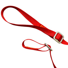 Load image into Gallery viewer, Y-LEGGED ADJUSTABLE FALL SAFETY LANYARD