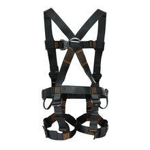 Load image into Gallery viewer, Fusion Climb Streak Racer Pro Edition Full Body Zipline Harness 23kN