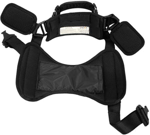 Fusion Pets Trekker Adjustable Military Tactical Police K9 Ergonomic Dog Harness