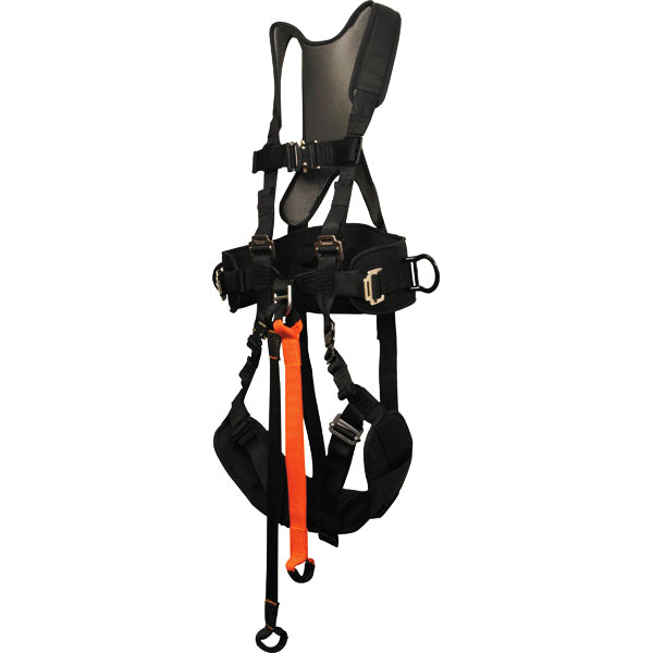 TORNADO ULTIMATE ZIP LINE HARNESS