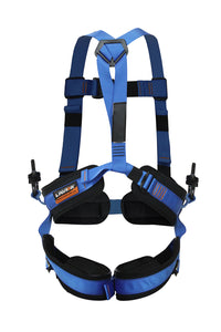 HARPY FULL BODY JUMP HARNESS W/ SWIVEL (NEW)