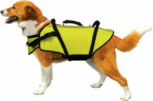 Fusion Pets Aqua Sport Recreational Flotation Dog Harness