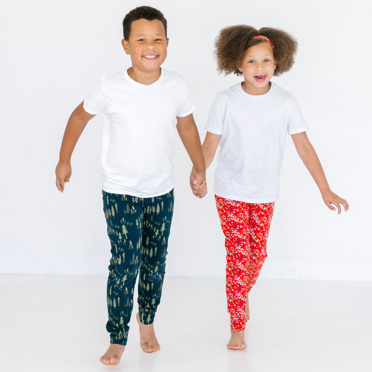 Kid's Holiday Lounge Pants