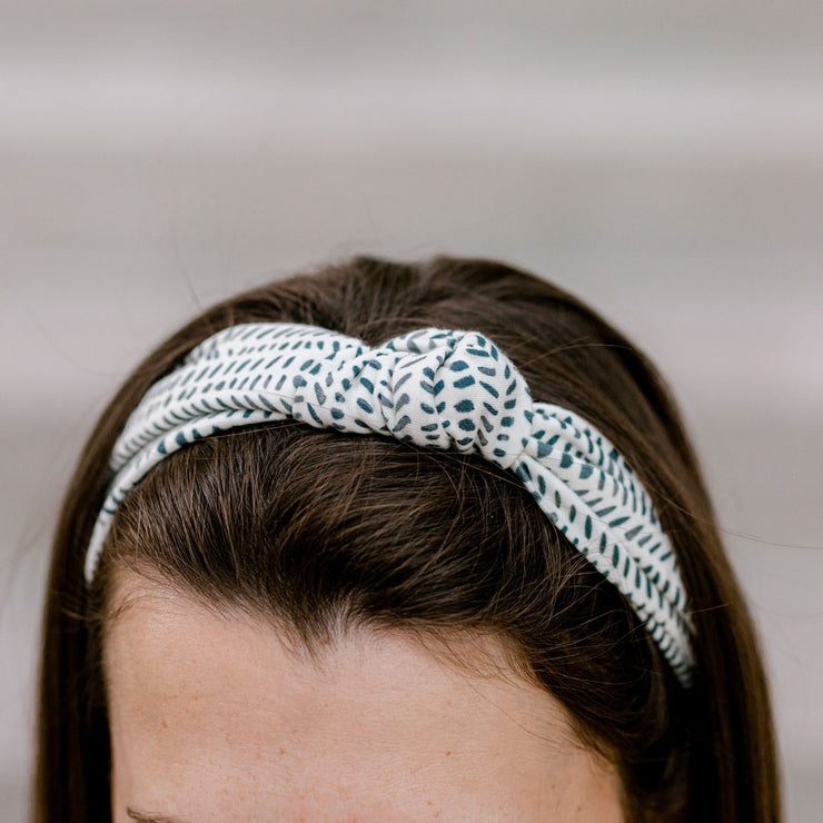 Adult Lindsey Knot Headband