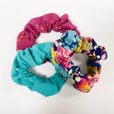 Summer Scrunchie 3-Pack