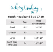 Youth Tie Headband