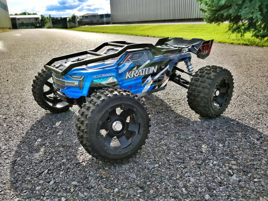 "COMPLETED: ARRMA KRATON 10-S Build 002 ""The King of Kratons"""