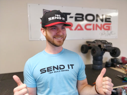 TBR Build Series SEND IT T-Shirt = 25 Drawing Entries