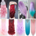 Invisible Halo Hair Wavy Hair Extension With 8 Pcs/Set - BunnyTags
