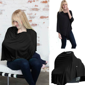 Soft, Full Coverage, Multi-Use Nursing Cover