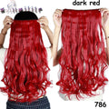 Invisible Halo Curly Hair Extension With Clips And Amazing Colors - BunnyTags