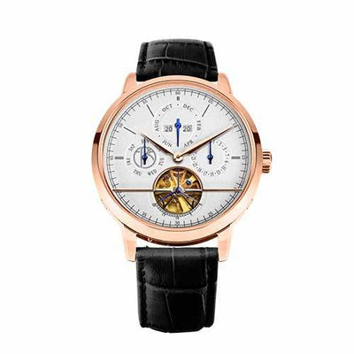 ERA Odyssey - Quadruple Calendar Open Heart Tourbillon Experience