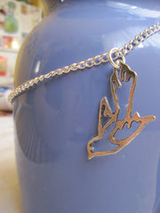 Bird of Peace Necklace