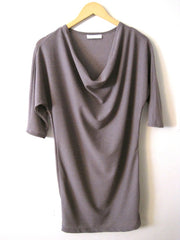 Champagne Cowl Neck Top or Dress
