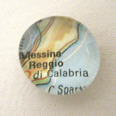 Messina Fridge Magnet