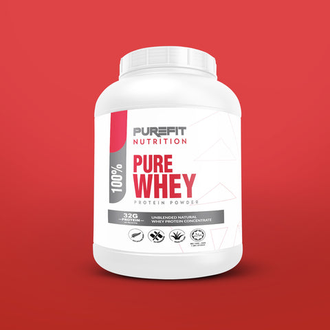PURE WHEY - TUB 1.0KG (NATURAL)