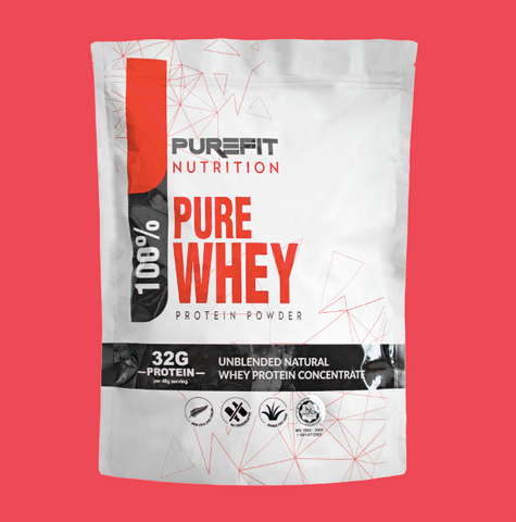 PURE WHEY - POUCH 2.5KG (NATURAL)