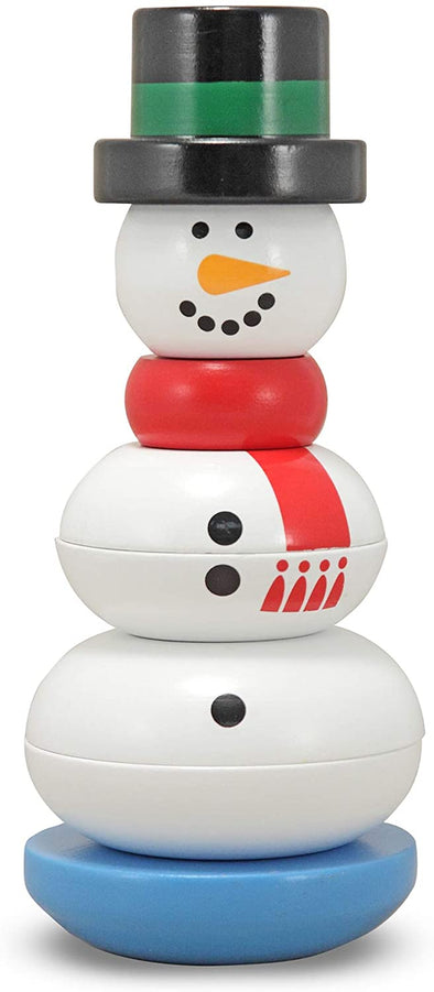 Melissa and Doug - Snowman Stacker