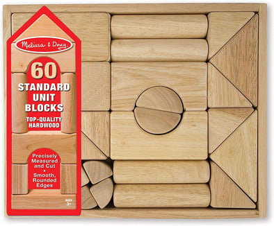 Melissa and Doug - Standard Blocks