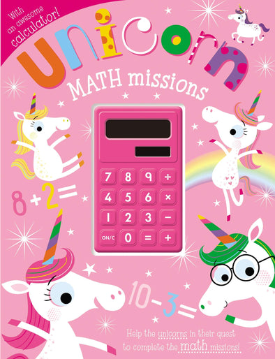 Unicorn Math Missions