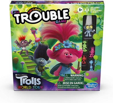 Trouble Trolls 2 World Tour