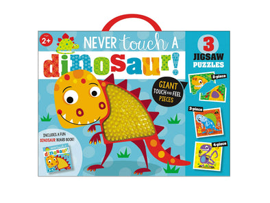 Never Touch A Dinosaur - Jigsaw