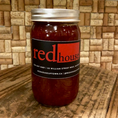 Chef Dan's Red House Maple Bourbon and Vanilla BBQ Sauce