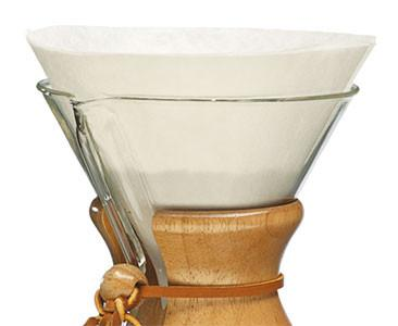 Chemex Unfolded Circle Filters