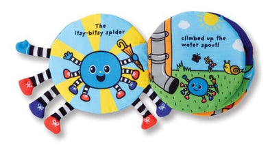 Preorder Melissa and Doug- Itsy Bitsy Spider Book