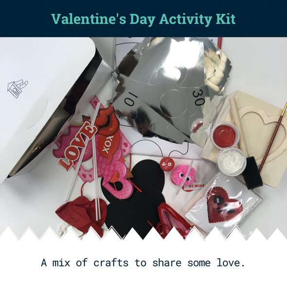 Valentine's Activity Box