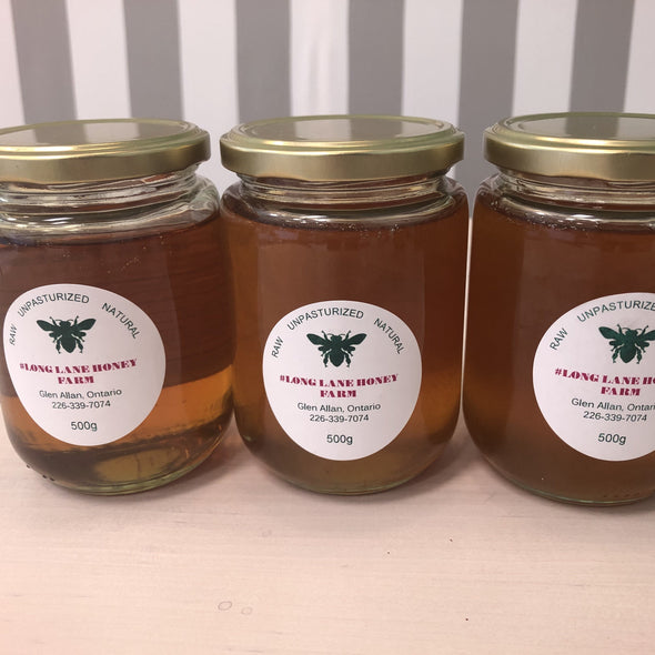 Local Honey - Long Lane Honey Farm