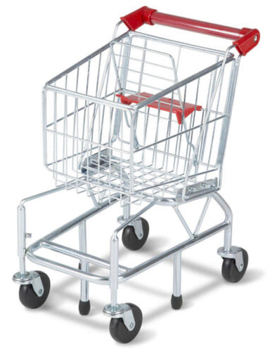 Preorder- Melissa and Doug - Metal grocery Cart