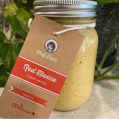 Chef Dan's Red House Curry Sauces