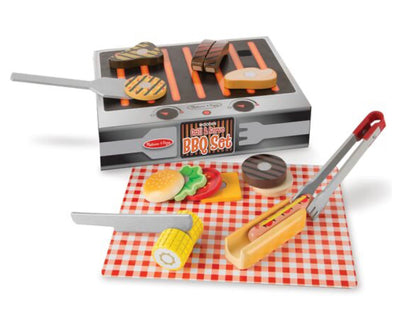 Preorder - Melissa and Doug- Grill and Serve BBQ