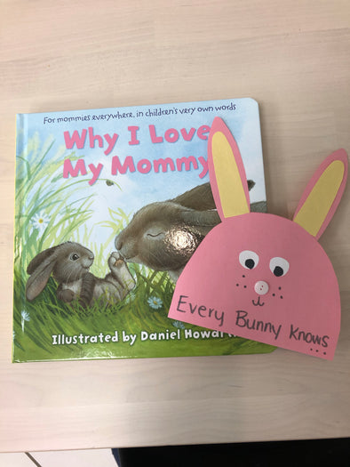 """Every Bunny knows you're the best Mommy"" Combo"