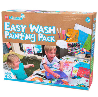 Easy Wash Painting Pack