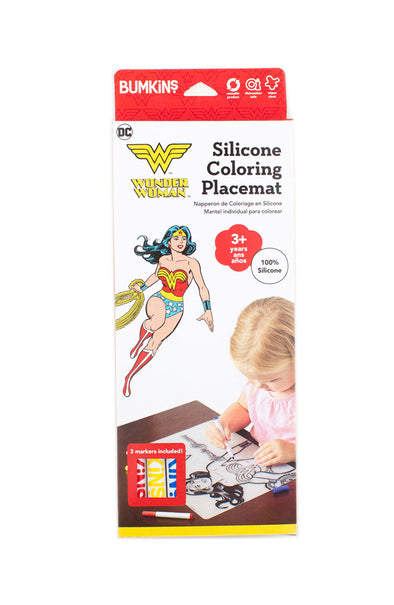 Bumkins Silicone Reusable Colouring Mats