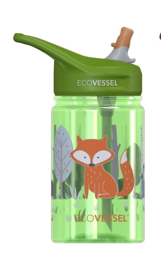 Eco Vessel The Splash Water Bottle