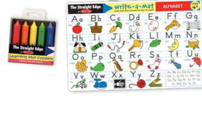 Melissa and Doug Learning Mats