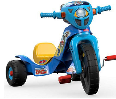 Fischer Price Paw Patrol Lights and Sounds Trike